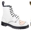 ドクターマーチンからアメリカで大人気のアニメ「アドベンチャータイム」のフィン&ジェイク モデルのブーツが登場!