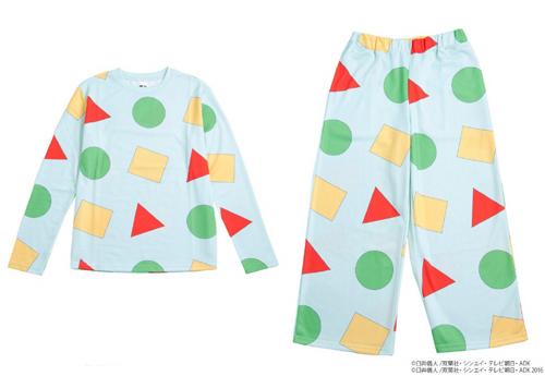 クレヨン しんちゃん パジャマ