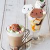 """ぷにぷに""""カピバラさん""""マシュマロがキュート!「HANDS CAFE」との春限定コラボメニュー登場!「MOMI&TOY'S」と初クレープコラボも!"""