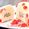 """美しいハートのジュエリーをモチーフの9層構造の贅沢アイスケーキ!「ハーゲンダッツ ジュエル アイスクリームケーキ」東京・目黒""""Stall restaurant""""で提供開始♪"""