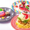 毒可愛くて美味しい☆ 雪だるまやトナカイ、モンスター(!?)など『KAWAII MONSTER CAFE HARAJUKU』らしいクリスマス限定メニューが登場