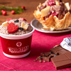 アイスと間違えちゃう⁉ 甘~く美味しそうな入浴剤に新フレーバー♪ ハートマークがキュートな『コールドストーン バスボム チョコレートラバーズ』発売!