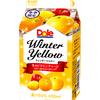 冬のカラダにビタミンチャージ☆ 『Dole® Winter Yellow(ドールウィンターイエロー)』雪印メグミルクから新発売