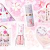 桜モチーフ・桜色・桜の香り♡ ロフトに、春を先取りした「桜」にまつわる雑貨を集めた売場が登場