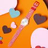 真っ赤なハートがラブリー♡ スウォッチからバレンタインモデル『HEARTY LOVE(ハーティー・ラブ)』180本限定発売!