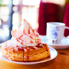 あまおう苺×ラズベリーのときめく甘さ♪コメダ珈琲店から『シロノワール キュート』期間限定で発売!