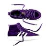 高級感あふれるパープルのベルベットとヒールの赤い刺繍!adidas ナケル・スミスとのシグニチャーモデル新発売