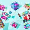 開けたら世界が色付くギフト♡ LUSH(ラッシュ)から春のお祝いにピッタリなNEWギフトコレクション新発売!