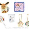 イーブイやニンフィア、グレイシアたちがロマンティックなデザインで登場♡ 『一番くじ Pokémon Eievui&Antique』大人っぽいアンティーク風賞品が続々