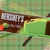抹茶×黒みつ×濃厚チョコの和洋折衷アイス♪『HERSHEY'S 黒みつ抹茶』新発売!