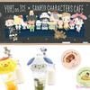 勇利×ポチャッコ、ヴィクトル×ポムポムプリン、ユリオ×ハローキティが夢のコラボ!『Yuri on Ice×Sanrio characters Cafe』新宿にて期間限定オープン