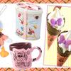 お土産の代表格<チョコレートクランチ>をテーマにしたショップ「アイスクリームコーン」&「ペイストリーパレス」が東京ディズニーランド®に特別オープン!