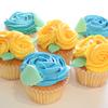 ビビットなブルー&イエローの薔薇が咲き誇る♡ ローラズ・カップケーキ東京から『イエローローズ』『ブルーローズ』ホワイトデーまでの期間限定で発売