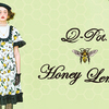 ハチミツレモンみたいに甘く爽やか、ちょっぴりレトロなアイテムで気分は海外の女の子♡ Q-pot. Dressより2018年 SSコレクション『Honey Lemon』デビュー