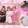Anniversaryワンピースの販売も♡「Swankiss(スワンキス)」5th Anniversaryイベント、渋谷109Swankiss&morerumignonにて開催♡