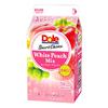 春に嬉しい糖質オフ!『Dole® Smart Choice White Peach Mix(ドールスマートチョイスホワイトピーチミックス)』雪印メグミルクから期間限定で発売