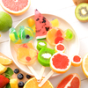 ミッキー・プーさん・スティッチがみずみずしいフルーツアイスキャンディに♪ 本物みたいな「フルーツキャンディバーソープ」ディズニーストアから発売中