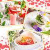 今春アリスの国がカラフルなメニューに染まる!! 『アリスのスプリングフェア』、大阪「幻想の国のアリス」&名古屋「銀幕の国のアリス」で開催