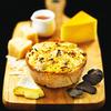 6種類のチーズがたっぷり詰まった贅沢な味わい♡ PABLOから『焼きたてミニチーズタルト カマンベール×クアトロフォルマッジ』道頓堀プレミアムカフェにて限定販売