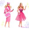 ピンク尽くしの可愛いスーツ&ドレスに胸キュン♡ キャリアウーマンファッションが楽しめる『バービー デイ・ツウ・ナイト リプロ』新発売