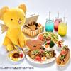 「たこ焼きドッグ」などケロちゃんの大好物た~っぷりな夢のカフェ『カードキャプターさくらクリアカード編 ケロちゃんカフェ』期間限定オープン