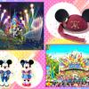 東京ディズニーリゾート® 新しい夜のエンターテイメント『Celebrate! Tokyo Disneyland』スタート!! 「ディズニー夏祭り」「ディズニー・パイレーツ・サマー」今年も開催!