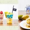 夏らしいブルーハワイ風「スムージーボンボン」に、色が変わる「バタフライピーソーダ」も♪ BOTANIST cafe(ボタニスト カフェ)にリフレッシュメニュー期間限定登場