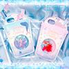 "PLAZA""オリジナルコレクション『Forever Sunny(フォーエバーサニー)』スマホケース<マーメイドとフラミンゴ>""各1名様"