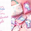 ピンク×ポップなデザインがレトロ可愛い♡ 『リラックマスタイル』の新デザイン、全国のロフトで登場