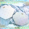 """Honey Salon by foppish(ハニーサロン バイ フォピッシュ)""""『シェルパールショルダー』ホワイト&ライトブルー""""各カラー1名・計2名様"""