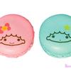 キキ&ララのお顔が可愛いマカロンに♡ 七夕祭りにもピッタリな『キキ&ララマカロン』ストロベリーチーズケーキ&ライチ、不二家洋菓子店にて数量限定発売