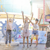 大量の水しぶきを浴びて気分爽快!夏休みイベント『イクスピアリ・スプラッシュタウン』期間限定で開催