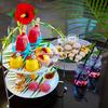 ハーゲンダッツアイスバーを大胆にあしらったトロピカルなメニュー♡ 『Aloha Afternoon Tea 2018 with Häagen-Dazs』東京マリオットホテルにて期間限定で開催