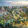 『アナと雪の女王をテーマ』『塔の上のラプンツェル』『ピーター・パン』の世界観を再現!ディズニーシー8番目の新テーマポート『魔法の泉が導くディズニーファンタジーの世界』