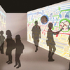 体感型・テクノロジー・原画など立体的に再現した全く新しい大規模展覧会!『未来のミライ展~時を越える細田守の世界』この夏開幕!