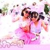 大量のピンクバブルが降り注ぐ♡ 東京・大阪にて開催の『JCJK限定・バブルラン「あわーず」』で全身泡まみれではっちゃけよう!