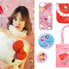 キティとfoxy illustrationsが初コラボ☆ 『HELLO KITTY ♡ foxy illustrations』期間限定ショップがSHIBUYA109にオープン!