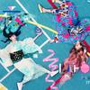 カラフルモダンな浴衣に、ふわふわレースの帯&髪飾りも♡ ラフォーレ原宿にて『浴衣 IN LAFORET』今年も開催!