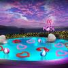 シェルに、ユニコーン、虹の「ビッグフロート」も☆ 話題の「ナイトプール」がこの夏、広島に初上陸☆ CanCamナイトプール@グランドプリンスホテル広島、開催決定!!