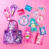 カラフルなバッグに、お菓子のパッケージのようなポーチも☆ ビニール素材でサマー感満載『Care Bears ™(ケアベア)』デザインのオリジナルアイテム全国のPLAZA・MINiPLA、限定で発売