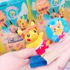 自販機がまたまたピカチュウだらけに☆ ITO EN × Pokémonコラボの夏らしいミニフィギュア『あつまれ!ピカチュウシーサイド』発売!!