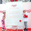 超クールな写真映えスポットが渋谷109に出現!! キンキンに冷えた「コカ・コーラ クリア」がもらえるイベント『「コカ・コーラ クリア」 氷の自販機』を紅林大空&ゆーちゃそ王子が体験!7/18(水)・19(木)の2日間限定で開催中~~☆
