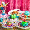 キモ可愛いエイリアンやUFOなど、宇宙がテーマのメニューがいっぱい☆  地球を超えたミステリアスな世界観の『KAWAII MONSTER CAFE 3周年記念フェア』開催!