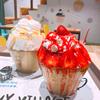 ふわっふわなミルキー氷×新鮮な食材の組み合わせ♪ 世界150店舗以上のビンス専門店「SNOWY VILLAGE(スノーヴィレッジ)」原宿に上陸!!