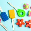 バスタブをカラフルに彩る絵筆のようなバスアイテム♡ LUSH(ラッシュ)『バスアートコレクション』でオリジナルアートを楽しもう!!