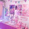 江崎びす子「メンヘラチャン」&mST「Conpeitou.」&ひろみん「みらくる.com」がゆめかわ・病みかわユニットを結成♡ 『ぱすてる.jp』原宿デザインフェスタギャラリーウエストにて開催!!