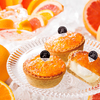 夏の太陽みたいな鮮やかさ&楽しいつぶつぶ食感♪ 『PABLO mini(パブロミニ)‐つぶつぶルビーグレープフルーツとオレンジ』期間限定で発売