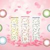 小花やリボンをレンズに閉じ込めたファッショナブルなカラコン誕生!シード×JILL STUART