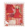 リカちゃんが「ハローキティ」のリボンモチーフでドレスアップ♡ 豪華な小物もいっぱいの『LiccA Stylish Doll Collections ハローキティ セレブレーション スタイル』登場!!