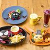 シルクハット&オレンジフェイスのピカチュウがベリーキュート♡ ポケモンカフェにてハロウィン期間限定メニュー登場!!